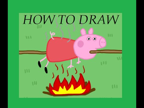 Pig clipart dead pig 21KB clipart How to collection