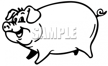 Pig clipart drawing Clipart Free Pig Pig Clipart