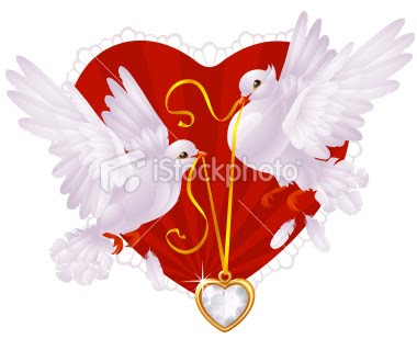 Pigeon clipart love pigeon Heart Clip Heart Pigeon and