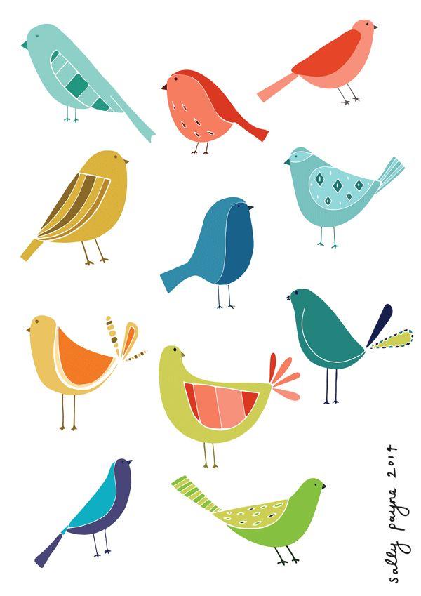 Pigeon clipart simple bird  Bird Pinterest ideas sallypayne