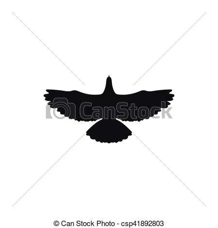 Pigeon clipart simple bird Pigeon Clipart  silhouette Simple