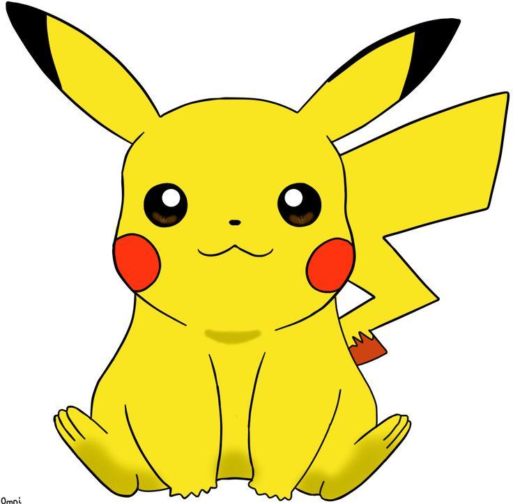 Pikachu clipart Theme images Pokemon · Pikachu