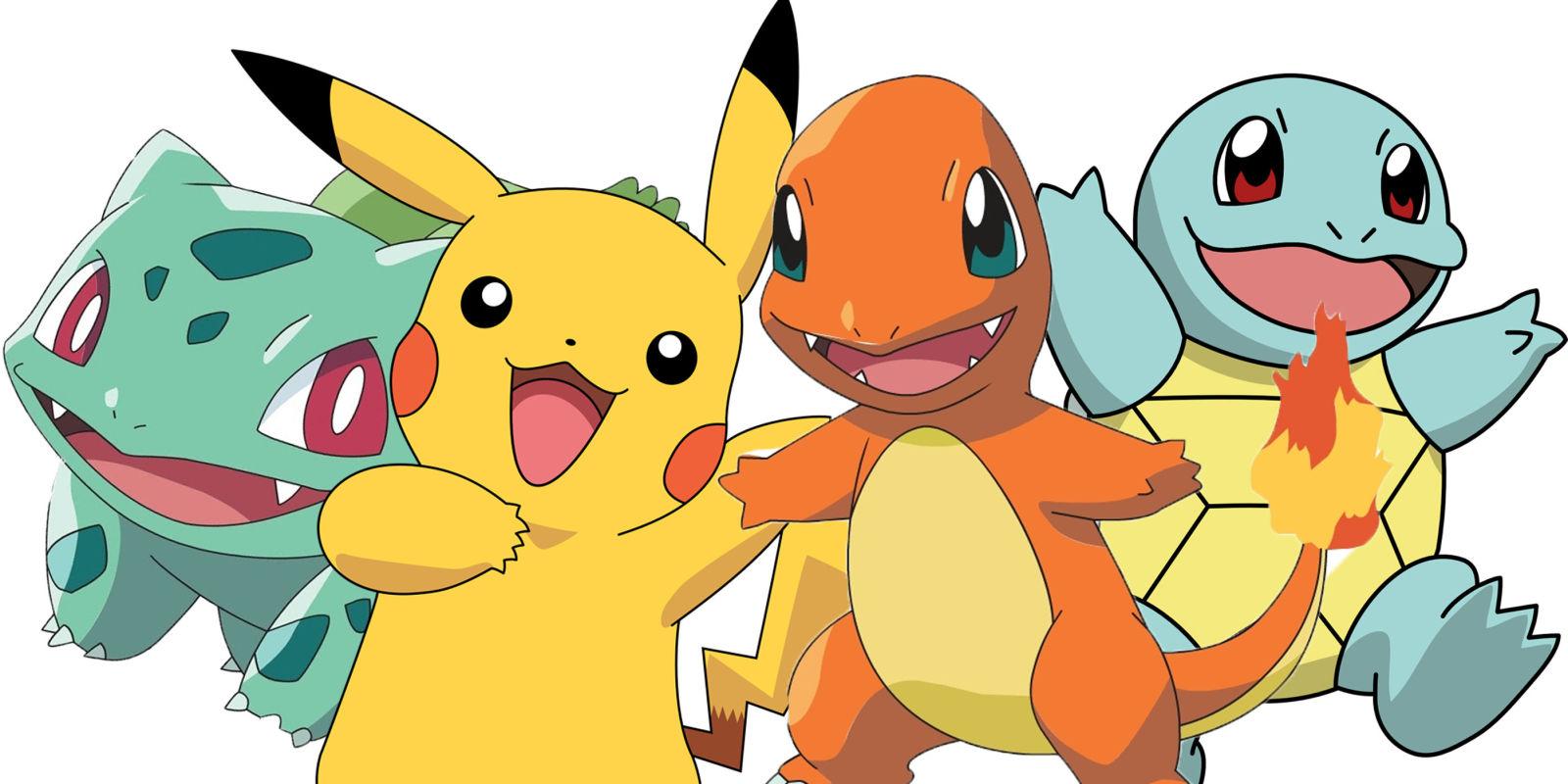 Pikachu clipart charmander This knows  best score
