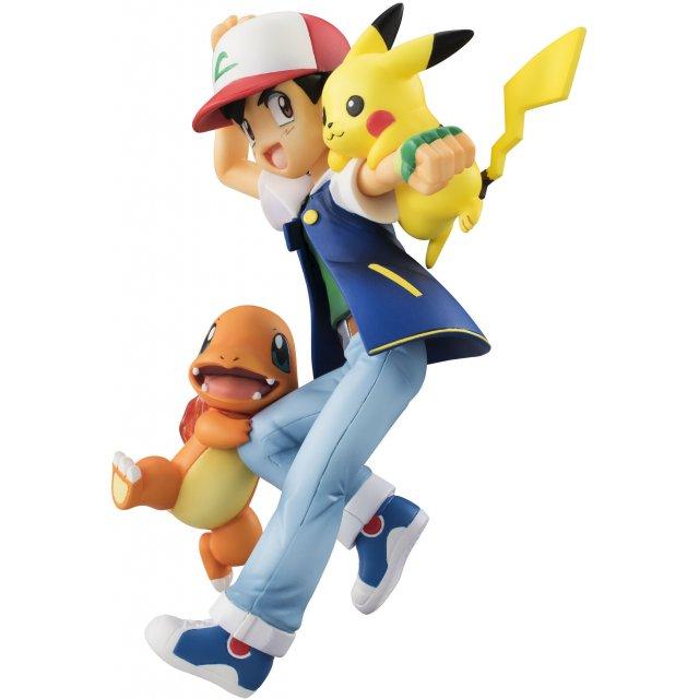 Pikachu clipart charmander Pre Charmander Figure: G Series