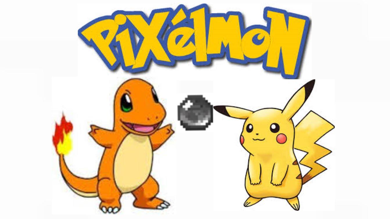 Pikachu clipart charmander ORB ORB PIXELMON Minecraft Charmander