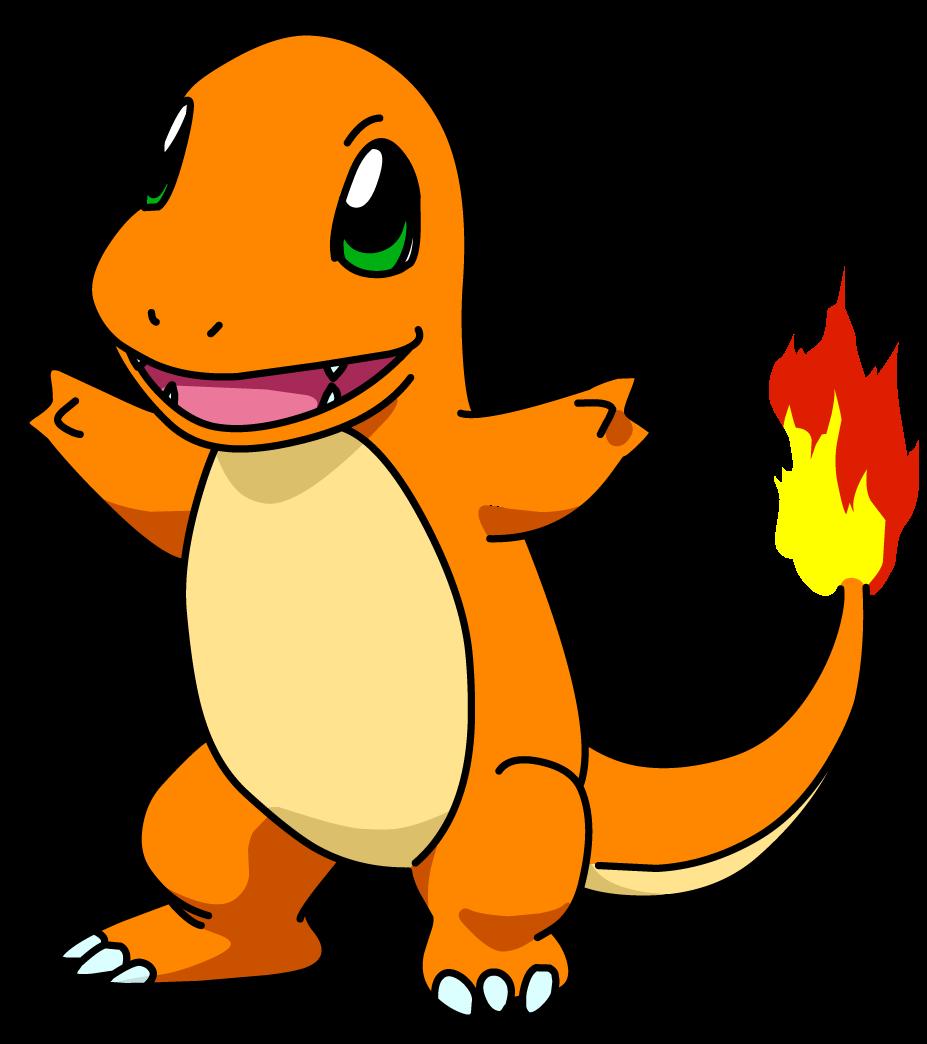 Pikachu clipart charmander My Characters Charmander Charmander Into