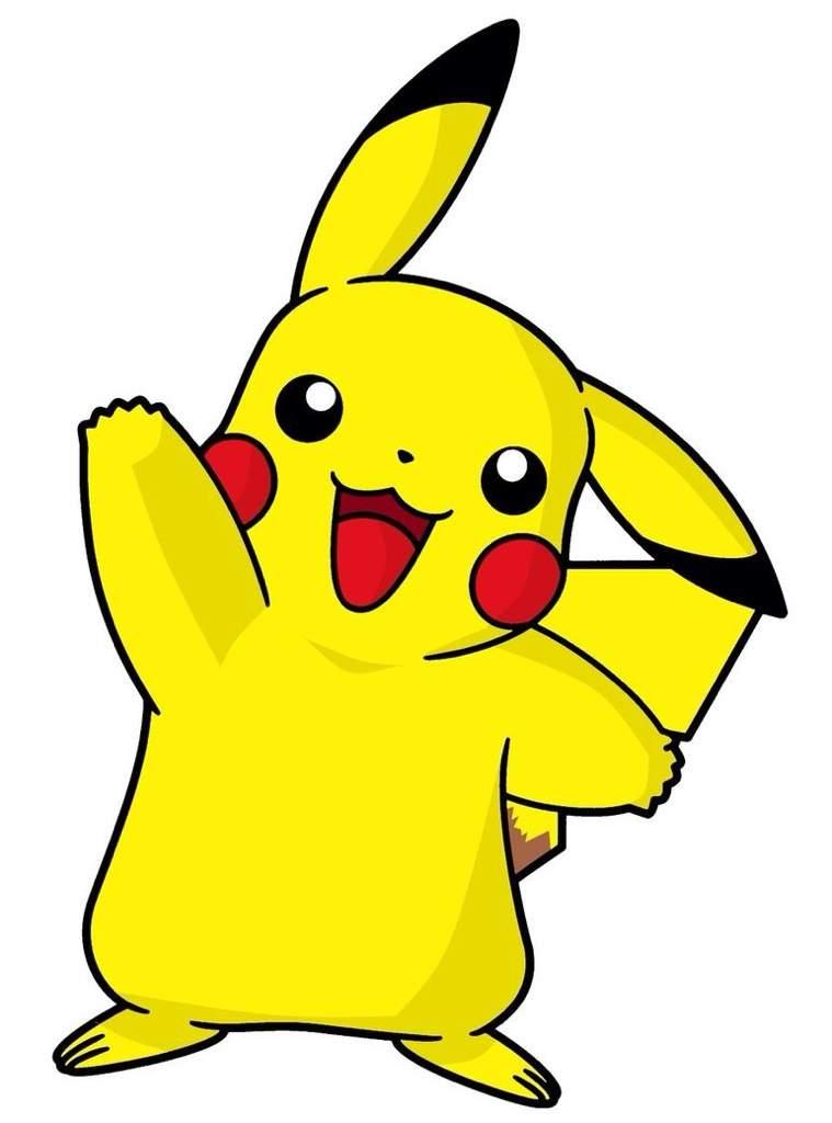 Pikachu clipart electric #1