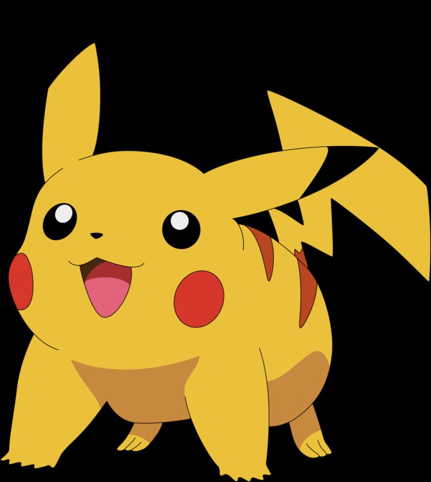 Pikachu clipart electric #8