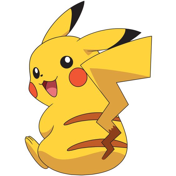 Pikachu clipart electric #7