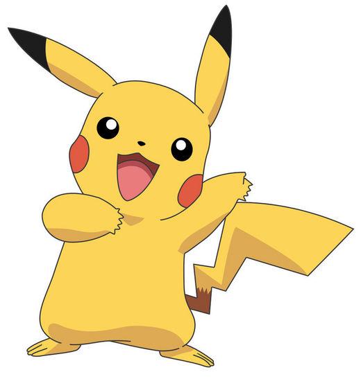 Pikachu clipart electric #4
