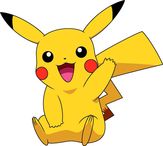 Pikachu clipart electric #3