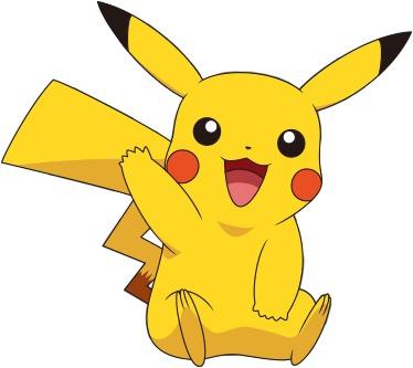 Pikachu clipart electric #2