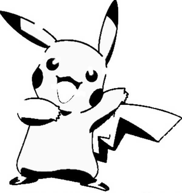 Pikachu clipart graffiti Best pumpkin Pokemon stencils Stencils