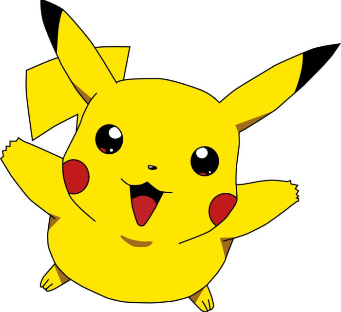Pikachu clipart japan Cafe Star There's Tokyo Pikachu