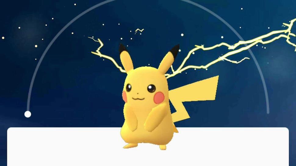 Pikachu clipart legendary pokemon Nerdist With GO Eggs Easter