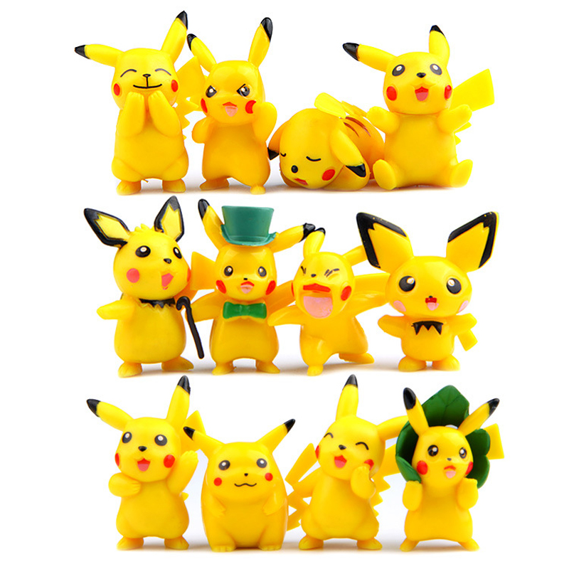 Pikachu clipart mini #9