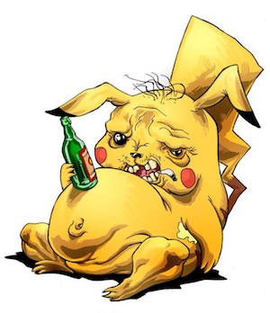 Pikachu clipart nerd With Justin Your and Pikachu