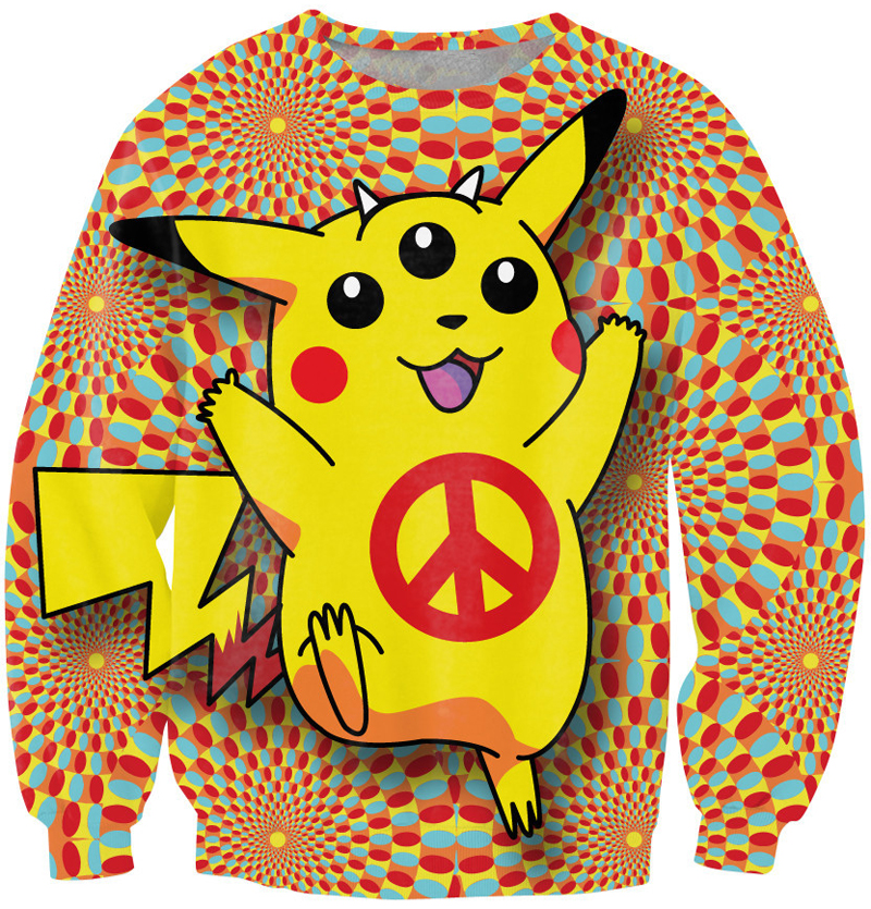 8 Bit clipart original 8 Crewneck Pokemon Women Buy
