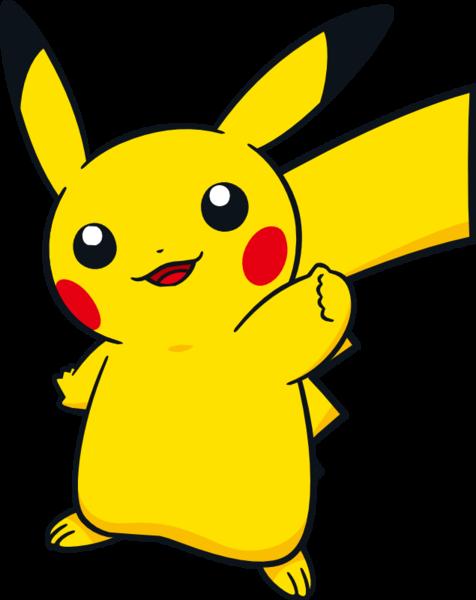Pikachu clipart transparent PNG Clipart PNG Mart Pikachu