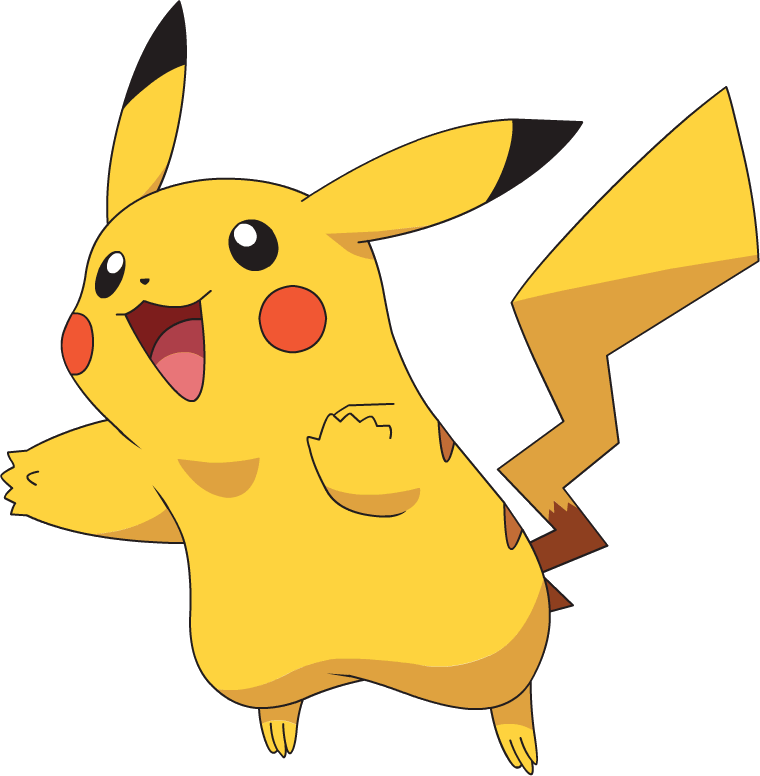 Pikachu clipart transparent Clip  Download Pikachu Art