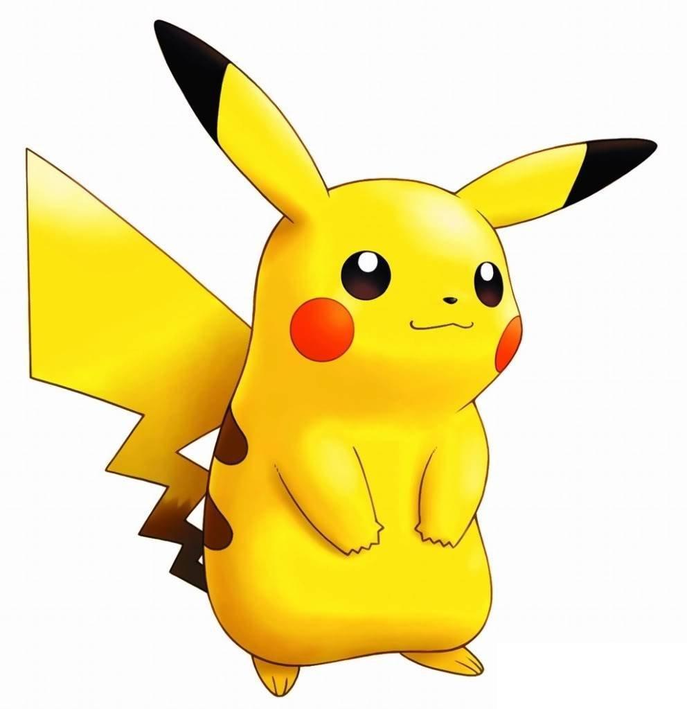 Pikachu clipart transparent Transparent PNG Pikachu Transparent clipart