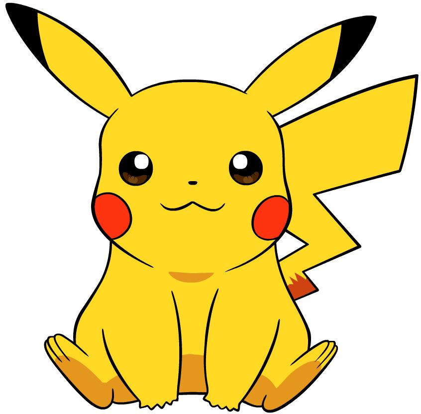 Pikachu clipart transparent Transparent PNG PNG Image Mart