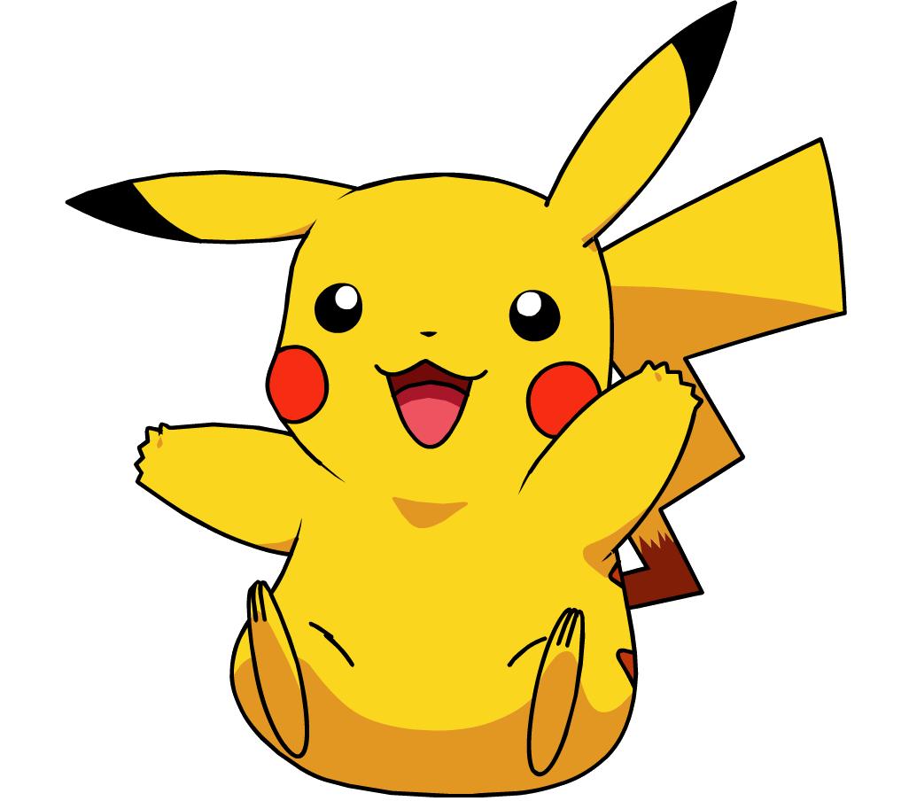 Pikachu clipart transparent Pikachu Clipart Pikachu collection always