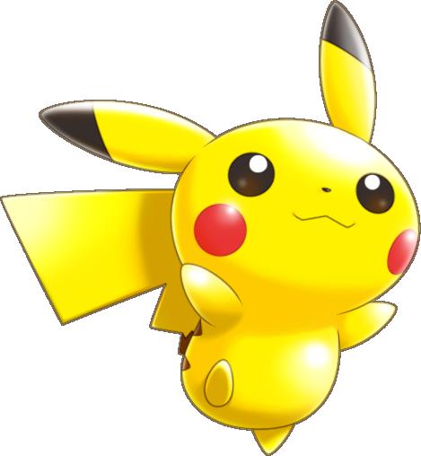 Pikachu clipart transparent background Free Download Pikachu PNGMart com