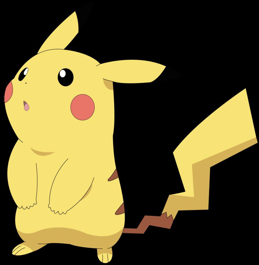 Pikachu clipart vector #  Pikachu Ruki Pinterest