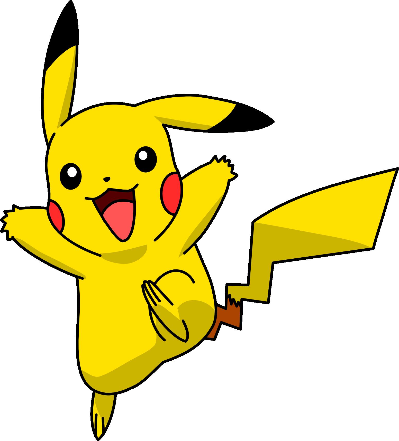 Pikachu clipart vector Mighty355 by Pikachu DeviantArt Pikachu