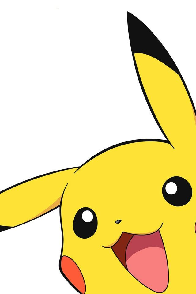 Pikachu clipart wallpaper Best on Artwork Pinterest Wallpaper