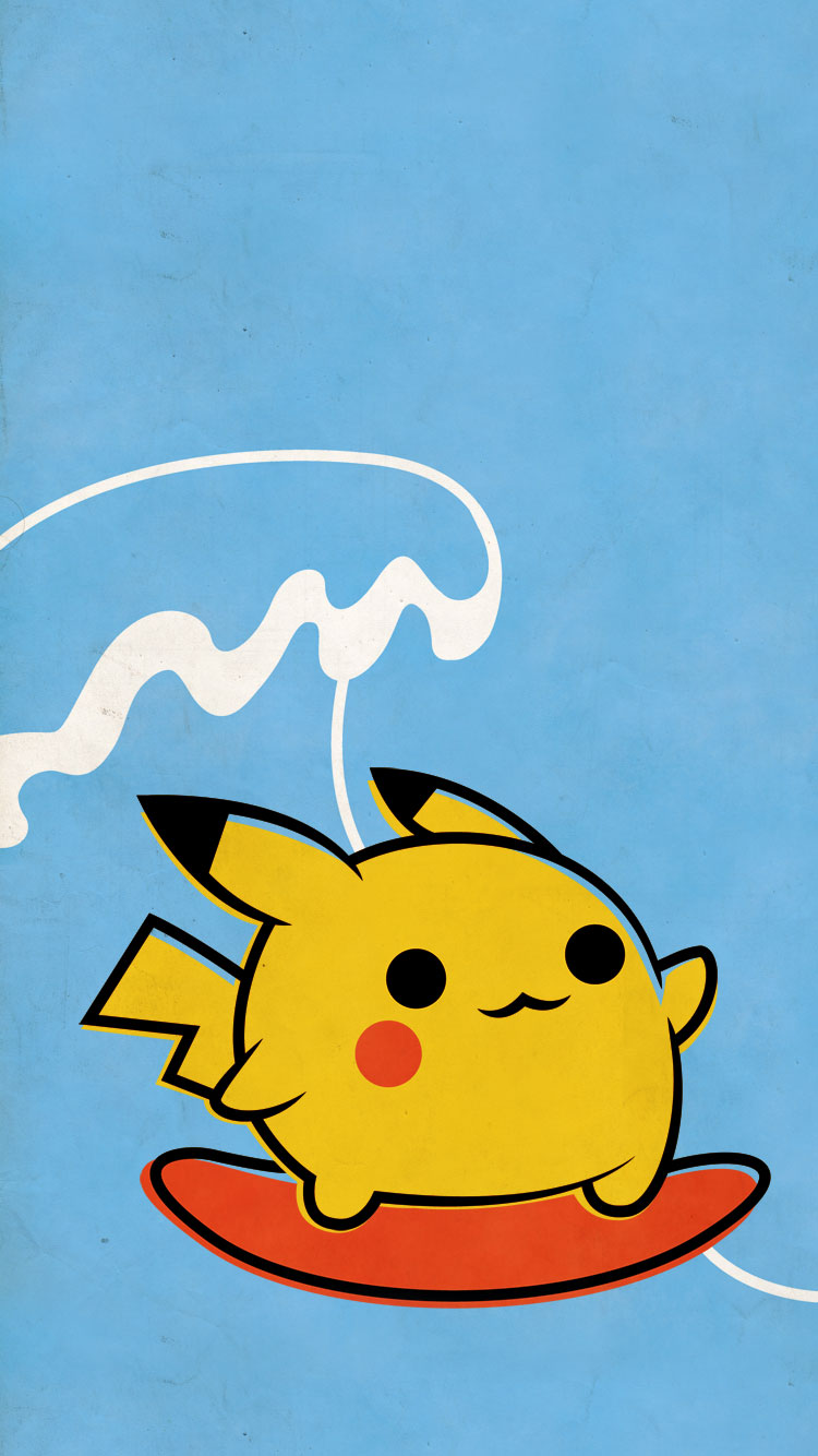 Pikachu clipart wallpaper Pokemon 6 & iPhone &