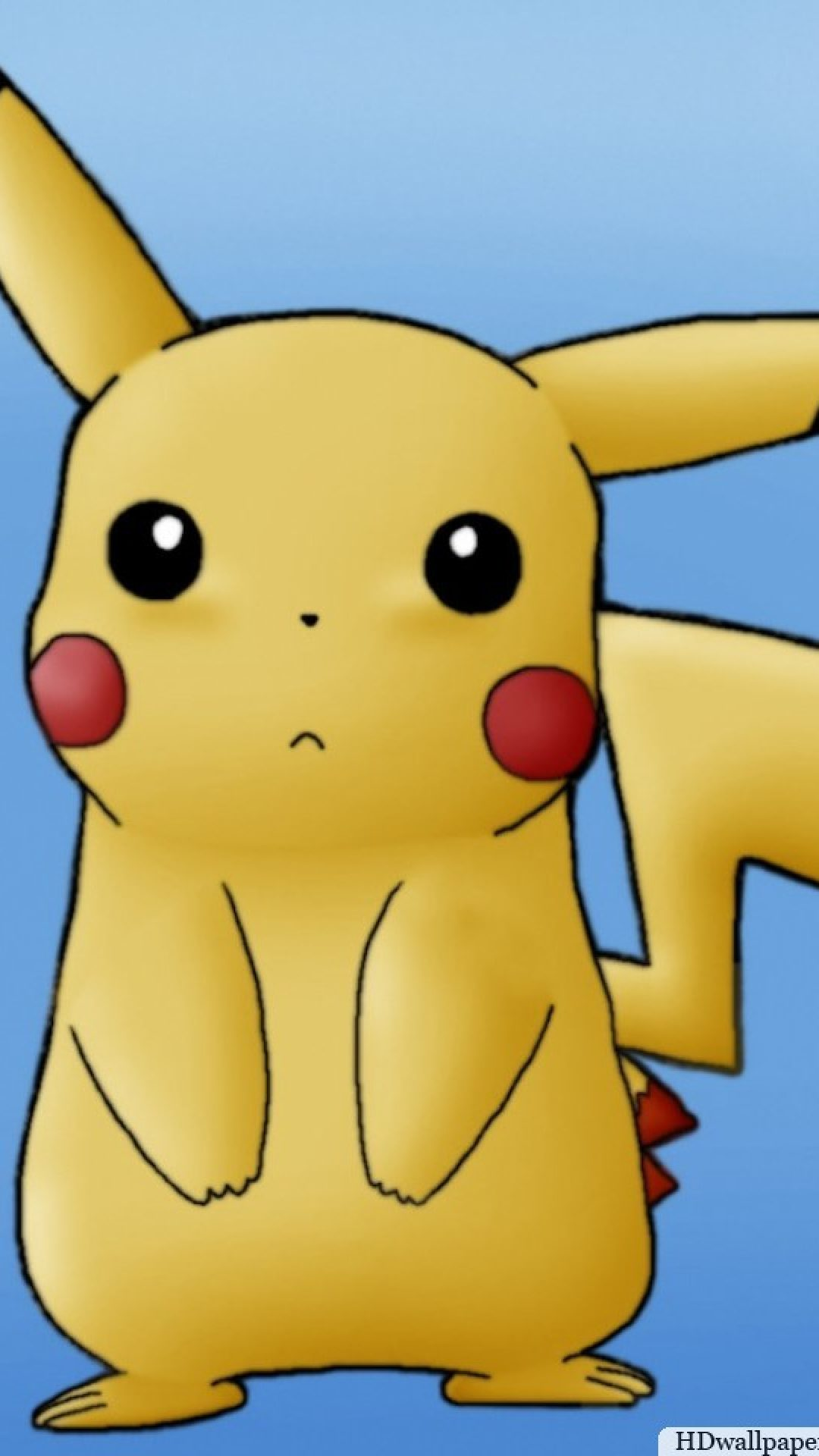 Pikachu clipart wallpaper Wallpaper HD for Wallpapers iphone