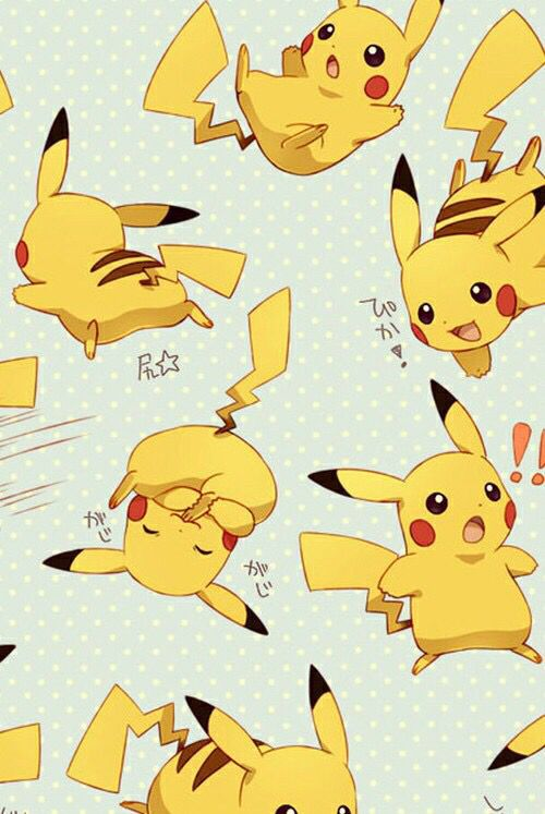 Pikachu clipart wallpaper Images 119 best pikachu on