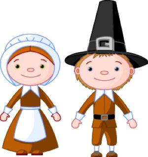 Pilgrim clipart #12