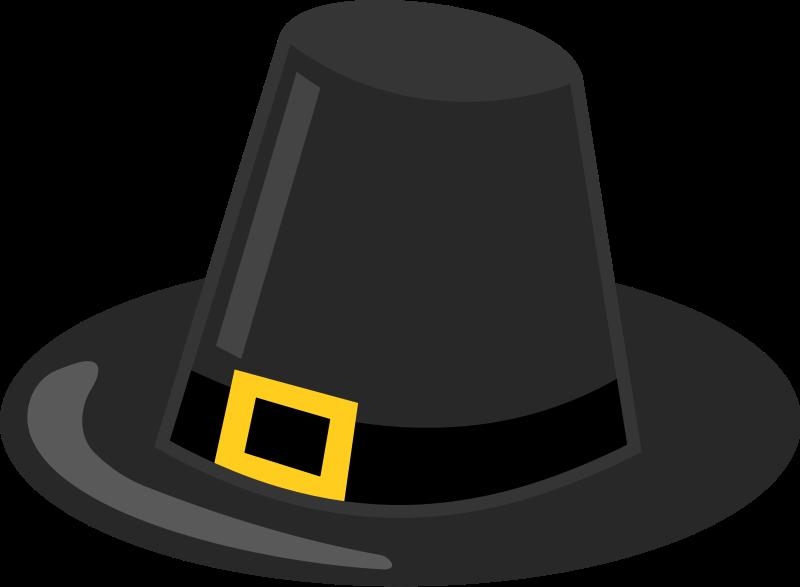 Pilgrim clipart Black With Clip Download Pilgrim
