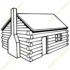 Pilgrim clipart homes #8