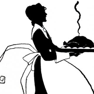 Pilgrim clipart lady #9