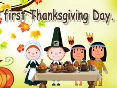 Pilgrim clipart little For Songs Song: Thanksgiving song