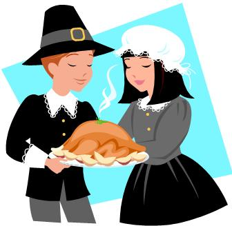Pilgrim clipart mayflower Courage and Turkey story