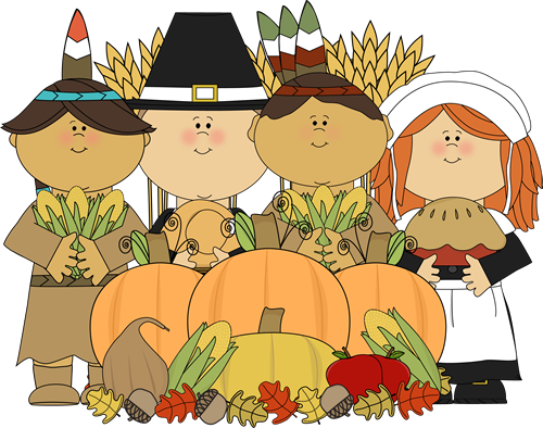 Pilgrim clipart native american Americans Preview: Turkey Dinner Choice