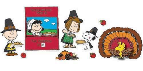 Pilgrim clipart peanuts Homeroom Thanksgiving Bulletin Thanksgiving Your