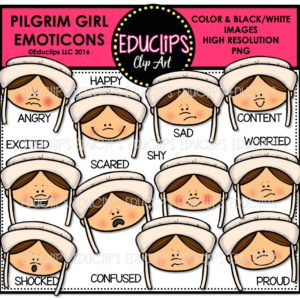 Pilgrim clipart sad Welcome and (Color Product sad