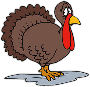 Pilgrim clipart sad Clipart Thanksgiving Free Animated turkey