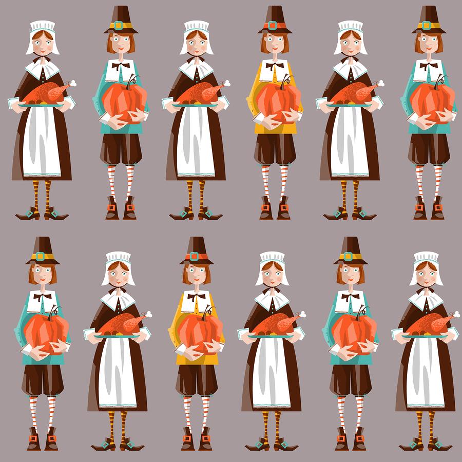 Pilgrim clipart wampanoag indians Indians an  Gunter is