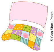Pillow clipart bedding Pillow drawing Art free Illustrations