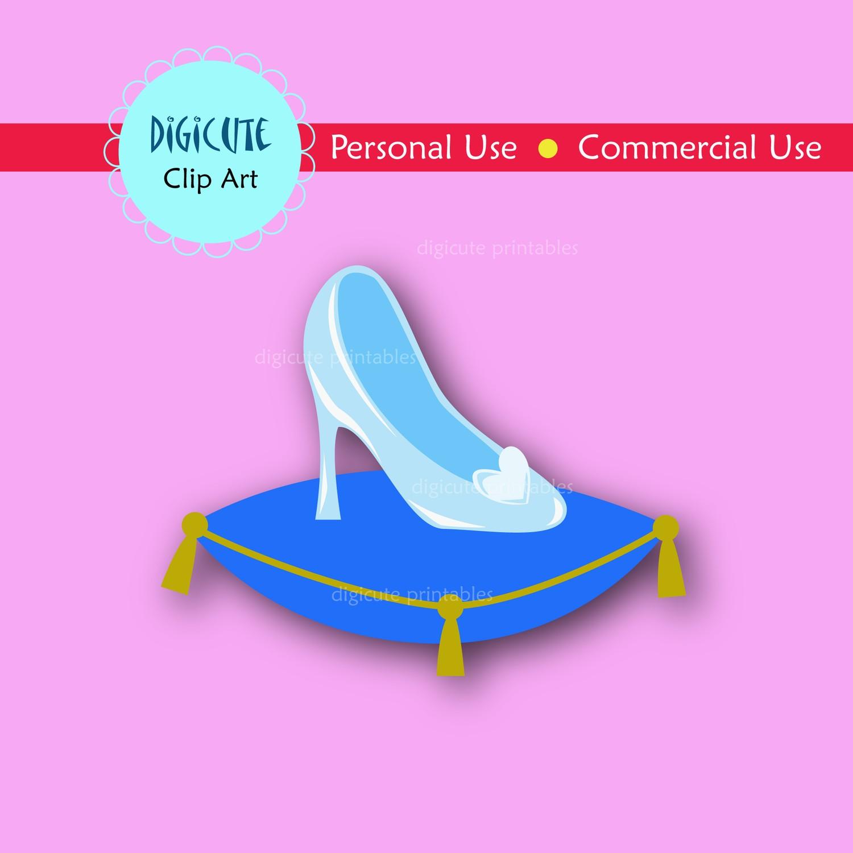 Pillow clipart cinderella Slipper Glass Cinderella Clipart And