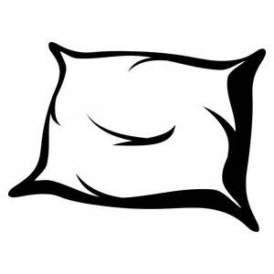 Pillow clipart coloring Art Black Windmill White
