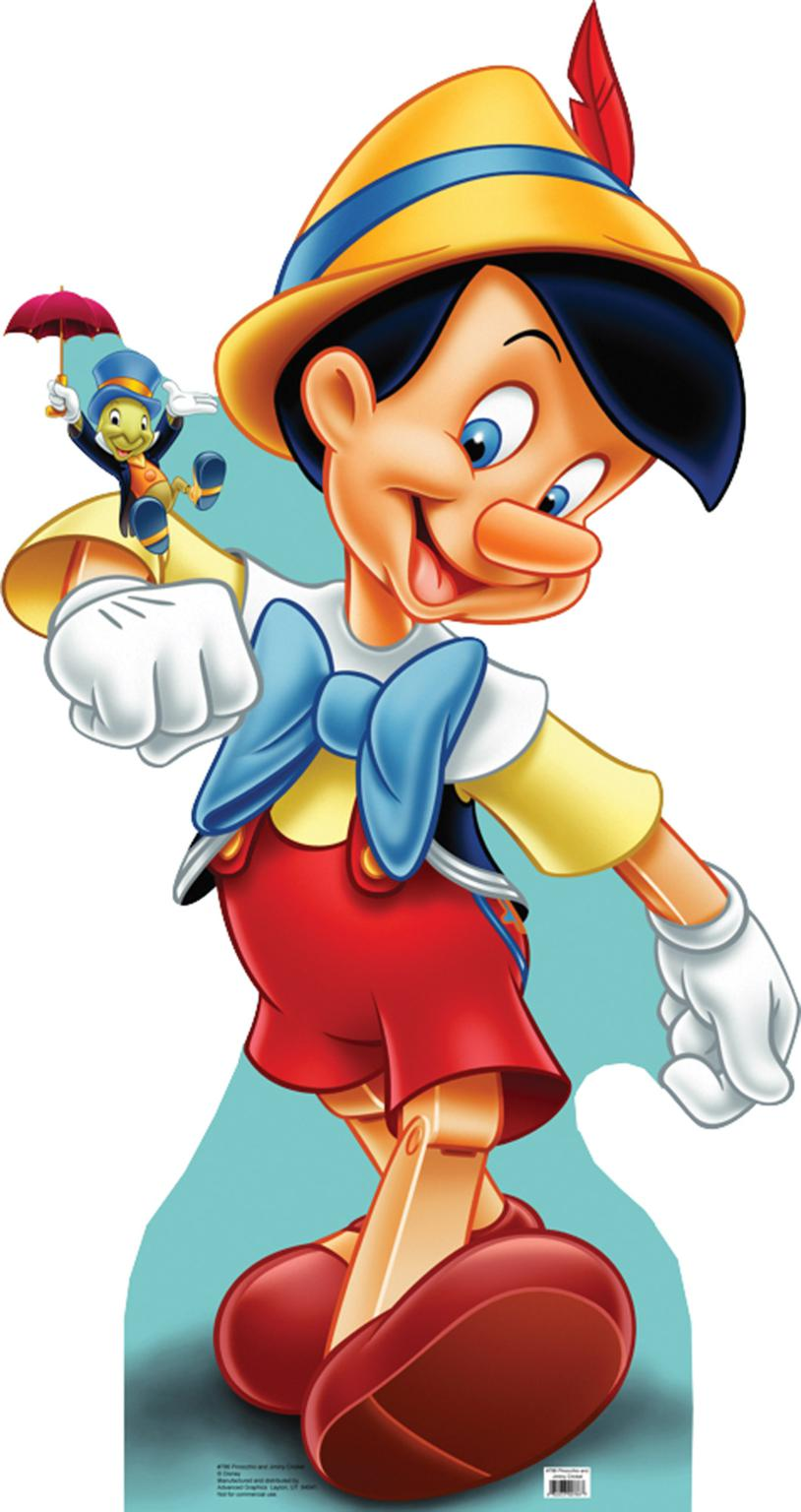 Pinocchio clipart jiminy cricket This on theatrical  Pin