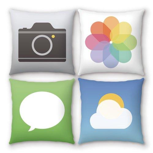 Pillow clipart four IPillow iPillow PSIP group of